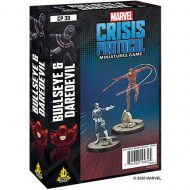 Marvel Crisis Bullseye & Daredevil