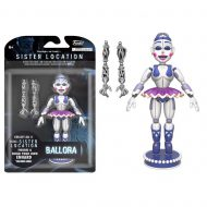 Five Nights at Freddy's Sister Location Ballora Action Figure