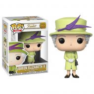 Royals Queen Elizabeth II Green Outfit Pop! Vinyl Figure