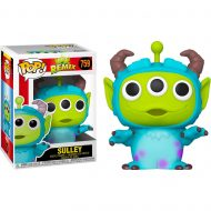 Pixar 25th Anniversary Alien Remix Sulley Pop! Vinyl Figure