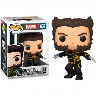 X-Men 20th Anniversary Wolverine in Jacket Pop! Vinyl Figure