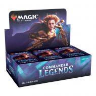 Magic Commander Legends: Booster Box