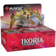 Magic Ikoria Booster Box á japönsku