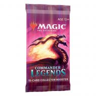 Magic Commander Legends Collectors Booster – FORSALA