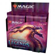 Magic Commander Legends: Collectors Booster Box – FORSALA
