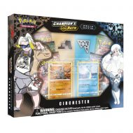 Pokemon Champions Path Double Pin Box Circhester Sword and Shield 3.5