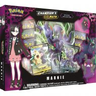 Pokemon Champions Path Premium Collection Marnie