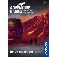 Adventure Games – Volcanic Island
