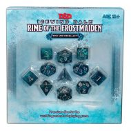 D&D 5th Icewind Dale Rime of the Frostmaiden Dice Set