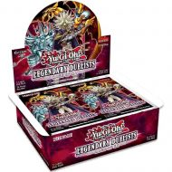 YGO Legendary Duelist 7 Rage of Ra Booster Box