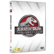 Jurassic Park Collection (4 Film Collection) DVD