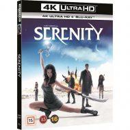 Serenity (UHD Blu-ray)