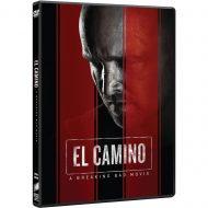 El Camino A Breaking Bad Movie DVD