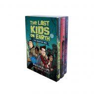 Last Kids on Earth 1-3 HC Boxset