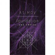 Foundation  and Empire (Foundation 2) stærra brot
