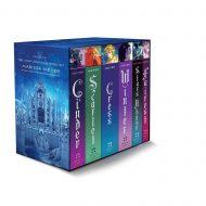 Lunar Chronicles Box SettThe Lunar Chronicles Boxed Set: Cinder, Scarlet, Cress, Fairest, Stars Above, Winter