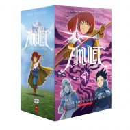 Amulet Eight Book Collection