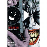 Batman the killing joke deluxe edition