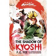 Shadow of Kyoshi (Avatar TLA Novel)