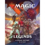 Magic The Gathering Legends – Visual History