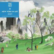 Met:New York in Art – minna veggdagatal 2021