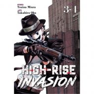High-Rise Invasion vol  3-4