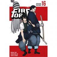 FIRE FORCE GN VOL 16