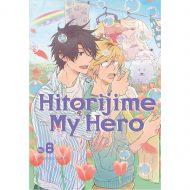 Hitorijime My Hero Vol 08