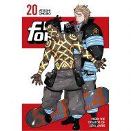FIRE FORCE GN VOL 20