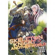 Skeleton Knight In Another World (Light Novel) Vol 03