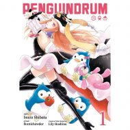 Penguindrum Vol 01