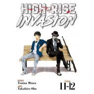 High-Rise Invasion vol  11-12
