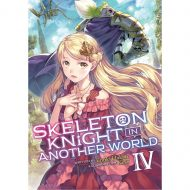 Skeleton Knight In Another World (Light Novel) Vol 04