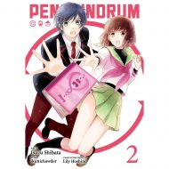 Penguindrum Vol 02