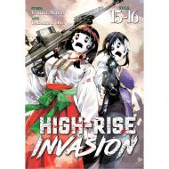 High-Rise Invasion vol  15-16