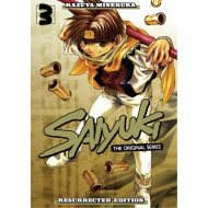 Saiyuki The Original Series Book 3