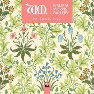 William Morris Gallery – minna veggdagatal 2021