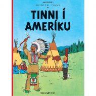 ÆVintýri Tinna – Tinni í Ameríku kilja