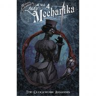 Lady Mechanika  Vol 04 Clockwork Assassin