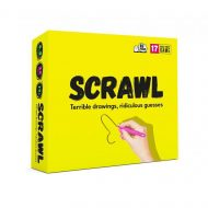 Scrawl 17+ Party Game