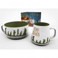 Lord of the Rings Fellowship Breakfast Set