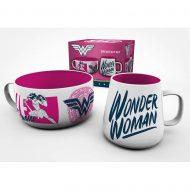DC Comics Wonder Woman Brave Breakfast Set