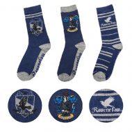 Harry Potter – Ravenclaw Socks Set of 3 (EU 37 to 46)