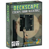 Deckscape Escape From Alcatraz