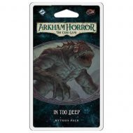 Arkham Horror Card game LCG In Too Deep