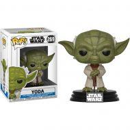 Star Wars: The Clone Wars Yoda Pop! Vinyl Figure #269