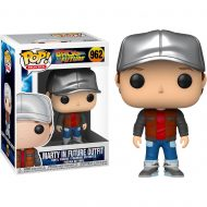 Back to the Future Marty in Future Outfit Pop! Vinyl Figure