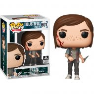 The Last of Us Part II Ellie Pop! Vinyl Figure