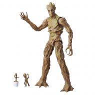 Marvel Legends Groot Evolution Action Figures