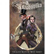 Lady Mechanika  Vol 03 Lost Boys Of West Abbey